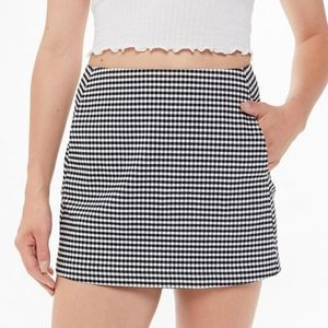 NWOT Urban Outfitters Mini Skirt *Size L*